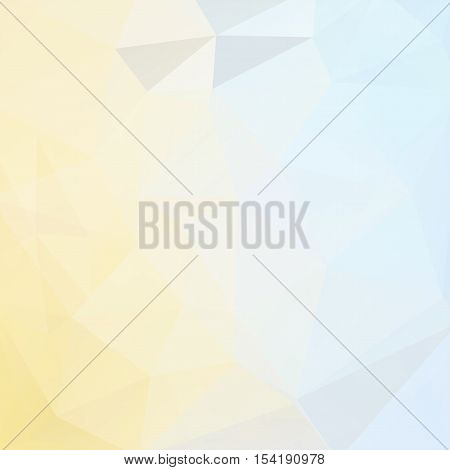 Abstract Mosaic Background. Triangle Geometric Background. Design Elements. Vector Illustration. Pas