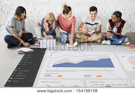 Business Commercial Corporate Development Concept