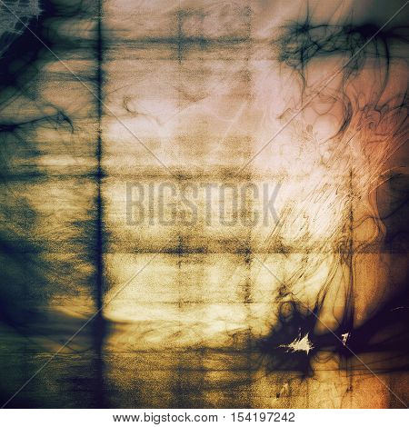Cute colorful grunge texture or tinted vintage background. With different color patterns: yellow (beige); brown; gray; blue; black