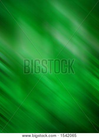 Green Matrix  Blur