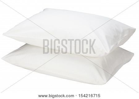Two Pillows Isolated