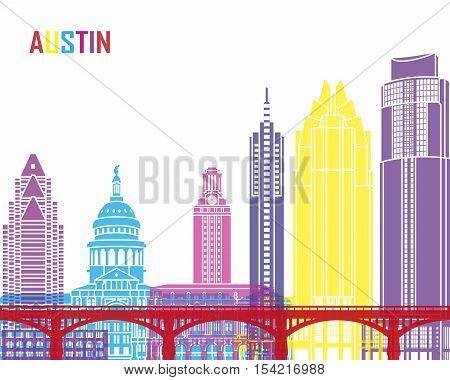Austin Skyline Pop