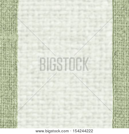 Textile weft, fabric burlap, moss canvas, cotton material old background
