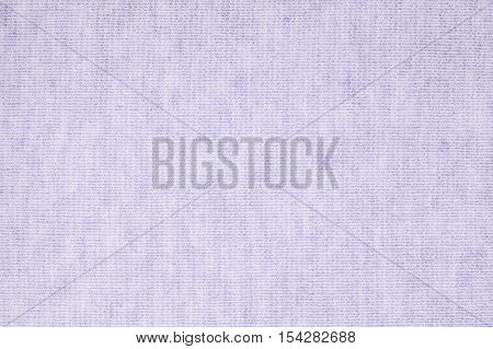 lavender knitwear fabric texture. Fashion fabric texture background