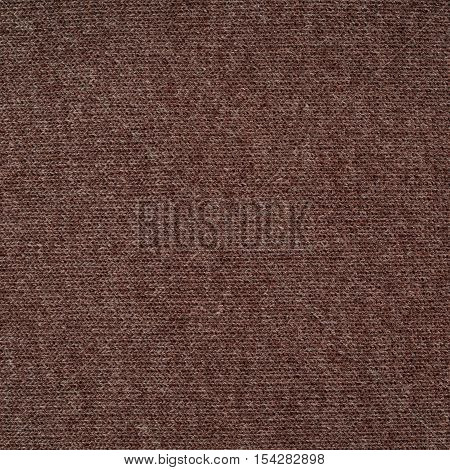 Red knitwear fabric texture. Fashion fabric texture background