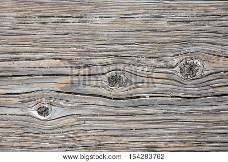 Outdoor weathered wooden planks texture and backgrounds