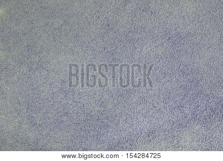 Blue velour texture background horizontal close up