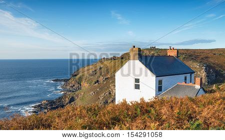 Cottage On The Cliffs