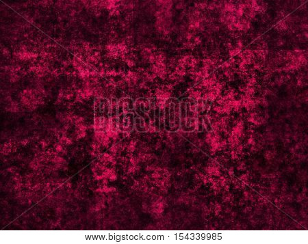 abstract wide colored scratched grunge background - purple