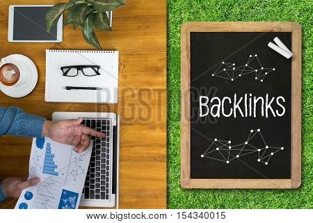BACKLINKS backlinks, blogging, businessman, casual, coach man