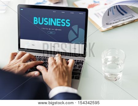 Business Company Corporation Success Concept