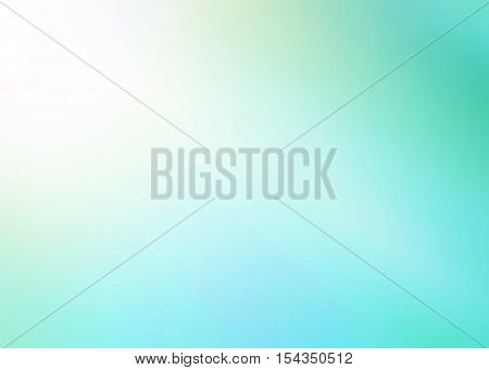 Abstract background of blue pastel blurred with white light. background for banner,website. abstract blurry landscape background. medical backdrop.