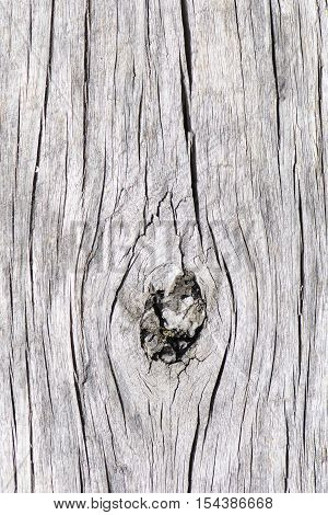 Abstract textures of cracking and aging wooden railway sleepers showing distinct wood grain and knot.