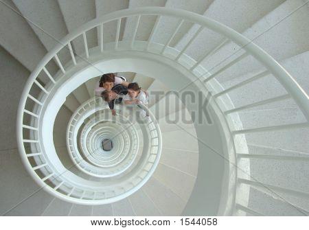 A Spiraling Family