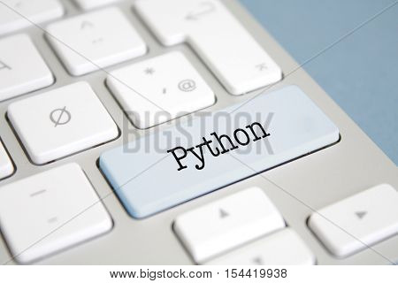 Python means hello in a foreign language