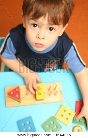 The Child Plays Board Games