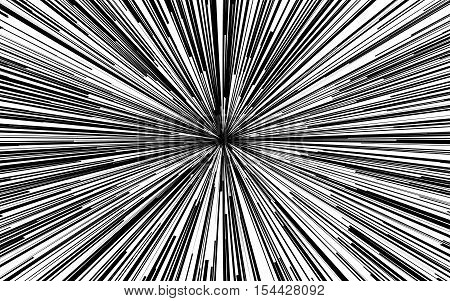 Popular White Ray Star Burst Background Television Vintage