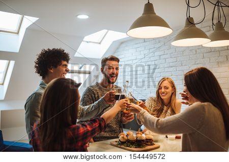 Celebrating Their Long Friendship