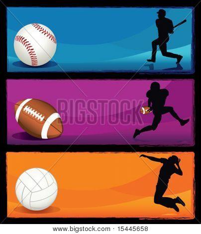 sport mix vector