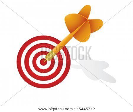shoot on target
