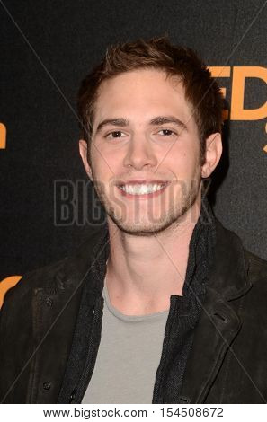 LOS ANGELES - OCT 29:  Blake Jenner at the