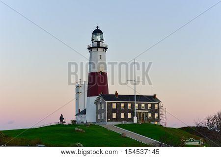 Montauk Point Lighthouse - New York