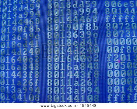 BSOD Blue Screen of Death computer