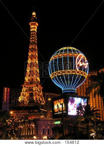 Lights Of Las Vegas No.15