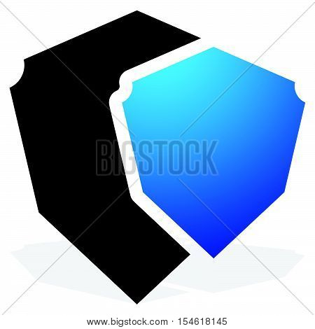 Shield Or Armor Icon For Security, Protection Concepts - Shield Logos