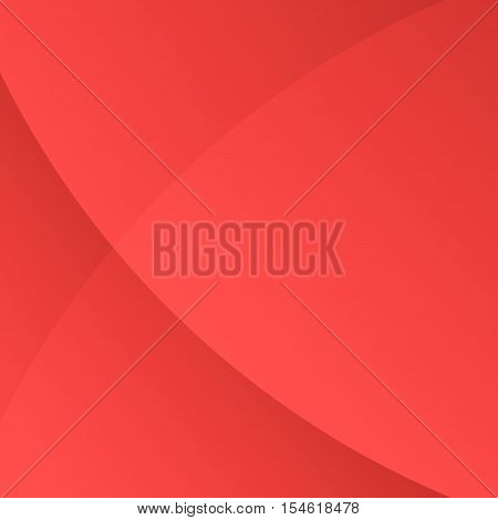 Smooth Backdrop With Dynamic, Curved Lines. Empty Background