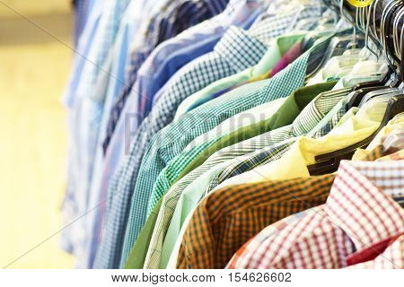 Used Men's Button Down Shirts