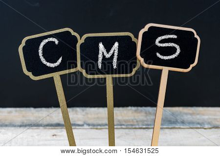 Business Acronym Cms As Content Management System