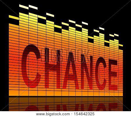 Chance Levels Concept.