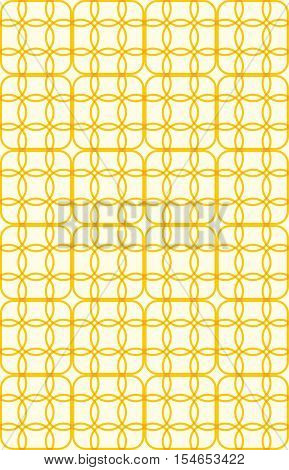 Abstract background with seamless color line pattern