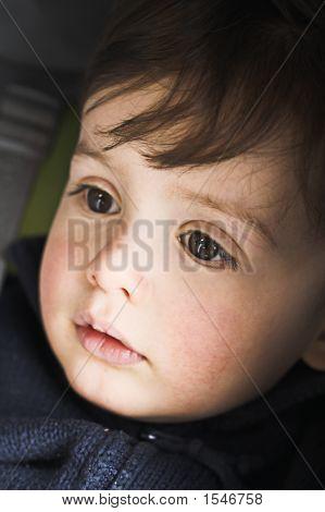 Baby Close Up