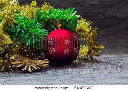 Christmas. Christmas toy, Christmas tinsel, Christmas tree.