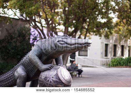 San Francisco State University's Gator /Go! Gator