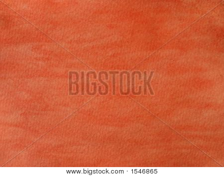 Painted Red Background