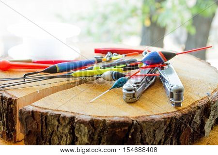 Tools For Fishing.