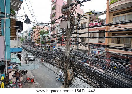 Electrical Cable Ho Chi Minh Vietnam