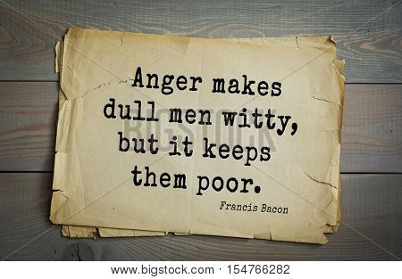Top 50 quotes by + Francis Bacon - English philosopher, statesman, scientist, jurist, orator, and author. 