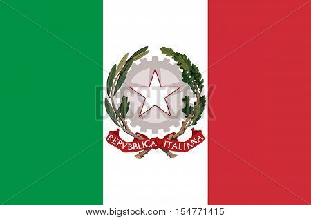 Flag of Italy officially the Italian Republic is a unitary parliamentary republic in Europe