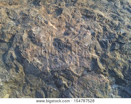 Enormous grey stone texture background.Resource by nature