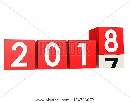 Year 2018 Is Coming