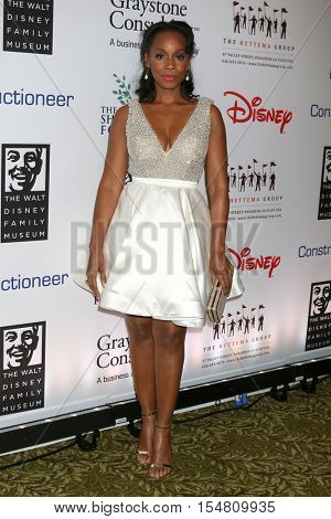 LOS ANGELES - NOV 1:  Anika Noni Rose at the The Walt Disney Family Museum 2nd Annual Fundraising Gala at Disneys Grand Californian Hotel & Spa on November 1, 2016 in Anaheim, CA