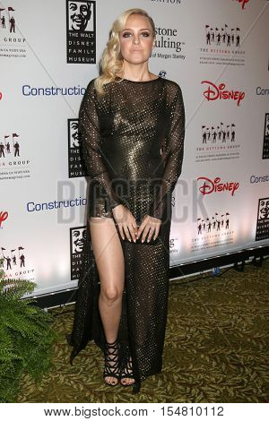 LOS ANGELES - NOV 1:  Jessica Eden Malakouti, aka Eden XO  at the The Walt Disney Family Museum Gala at Disney's Grand Californian Hotel & Spa on November 1, 2016 in Anaheim, CA
