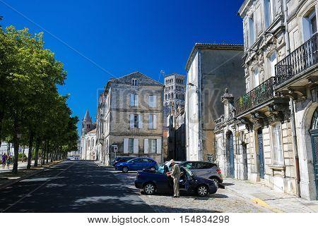 Angouleme, France.