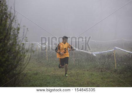 Ironbike Race Runner