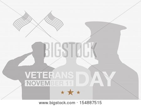 Veterans Day Promo Banner.