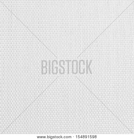 White fishnet cloth material as a texture background. Nylon texture pattern or nylon background for design with copy space for text or image.
